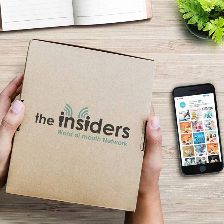 The insiders vierkant